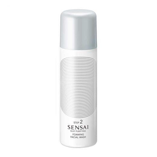 Silky Purifying Foaming Facial Wash