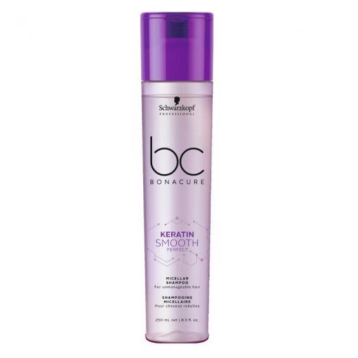 Keratin Smooth Perfect Micellar Shampoo  Micelinis plaukų šampūnas su keratinu