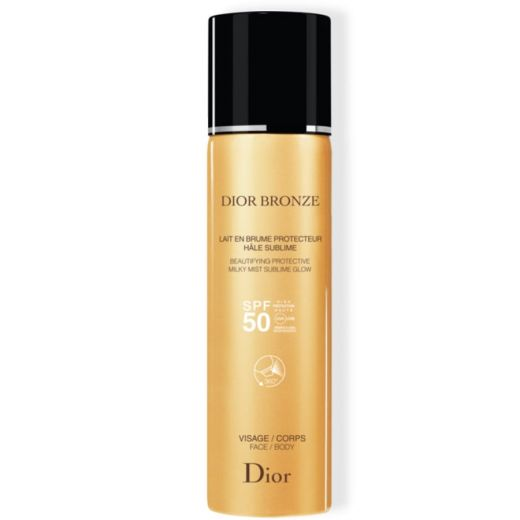 Bronze Beautifying Protective Milky Mist Sublime Glow SPF 50
