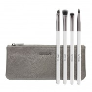 Charcoal Infused Eyes Brush Set