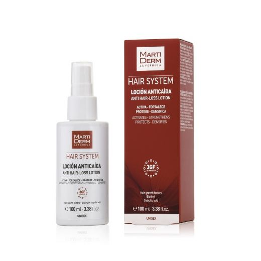 Hair System Anti Hair-Loss Lotion