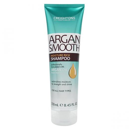Argan Smooth Moisture Rich Shampoo