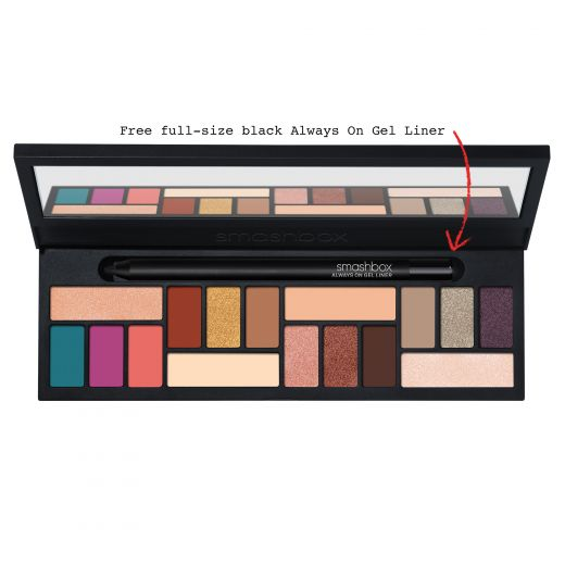 L.A. Cover Story Palette