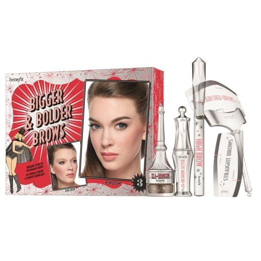 bigger & bolder brows kit