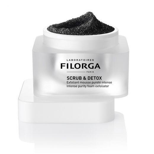 Scrub & Detox Intense Purity Foam Exfoliator