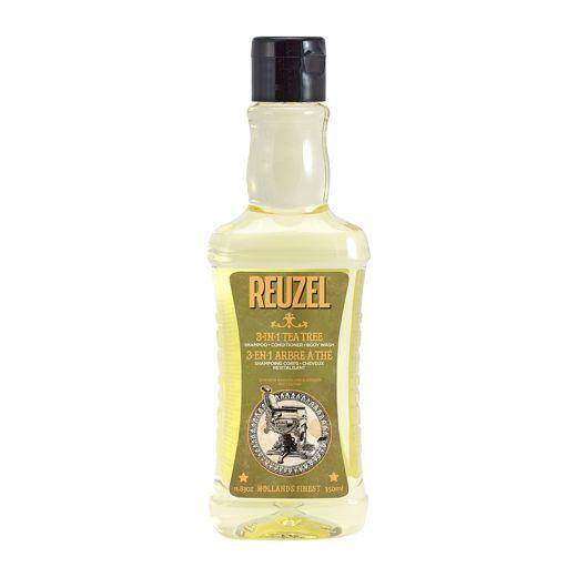 3in1 Tea Trea Shampoo Conditioner Body Wash