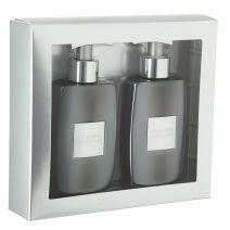 Platinum Cream Soap & Hand Lotion Set