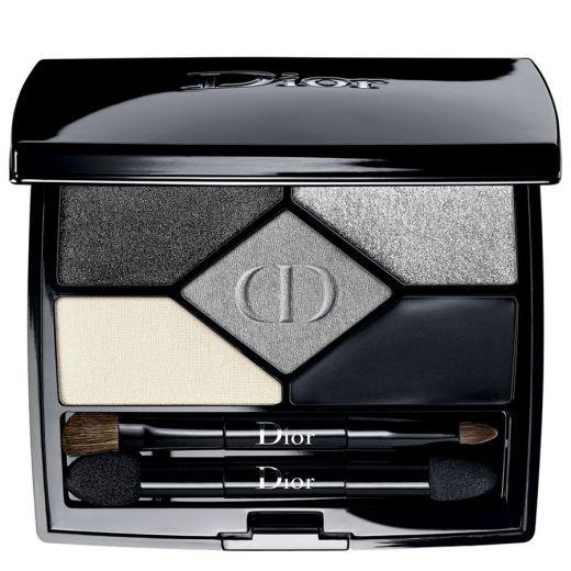 5 spalvų akių šešėlių paletė Dior