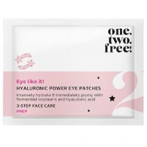 Hyaluronic Power Eye Patches