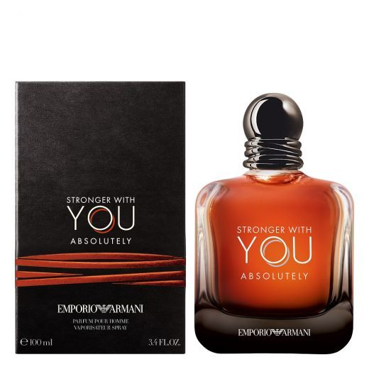 Emporio Armani Stronger With You Absolutely kvepalai