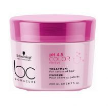 pH 4.5 Color Freeze Treatment