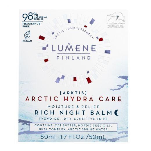 Arctic Hydra Care Rich naktinis balzamas