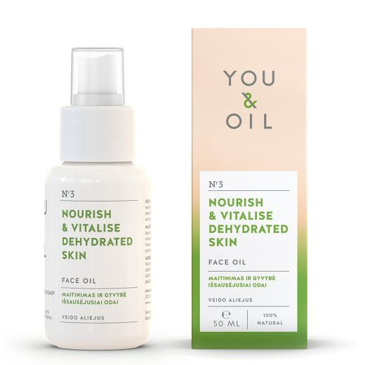 Nourish & Vitalise Dehydrated Skin