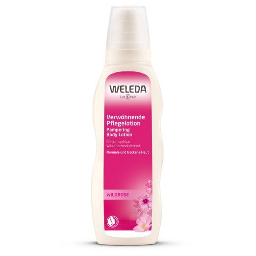 WildRose Pampering Body Lotion