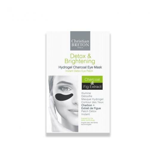 3 Detox & Brightening Hydrogel Eye Masks