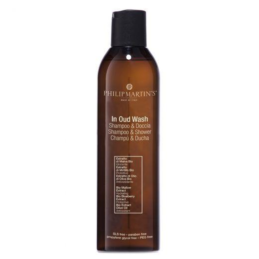 In Oud Wash Shampoo & Shower