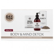 Kūno priežiūros rinkinys moterims Daytox