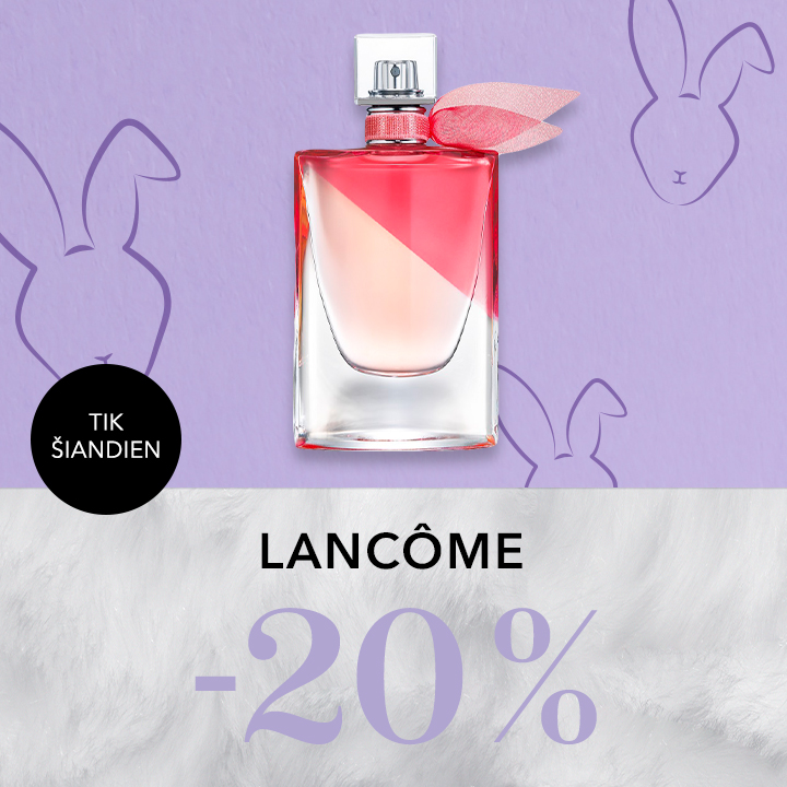 -20% LANCOME