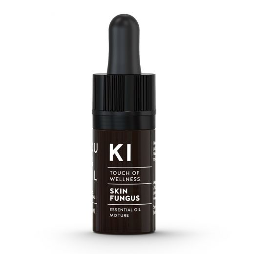 Skin Fungus Essential Oil Mixture