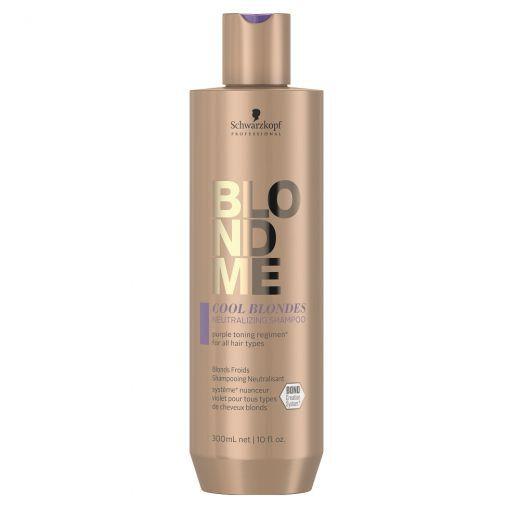 Blondme Cool Blondes Neutralizing Shampoo