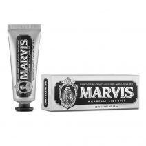 Marvis Amarelli Licorice Fluoride Toothpaste