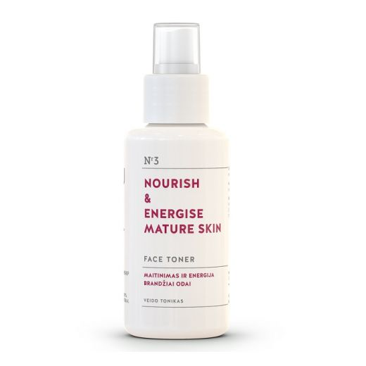 Nourish & Energise Mature Skin Face Tonic