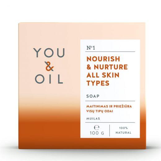 Nourish & Nurture All Skin Types Soap