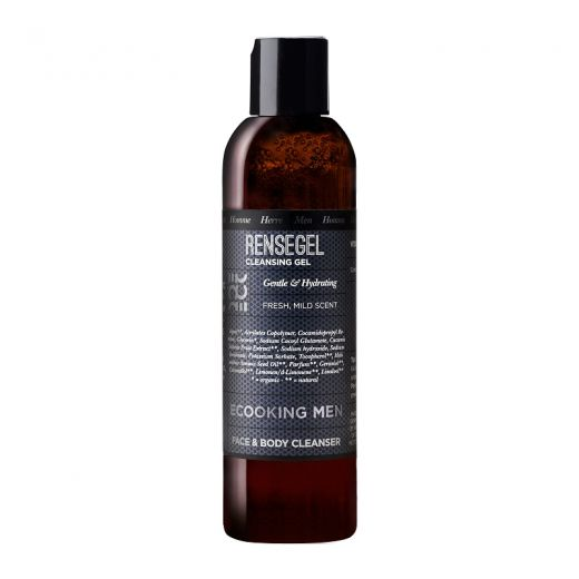 Face And Body Cleansing Gel