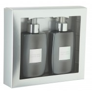 Platinum Cream Soap & Hand Lotion Set