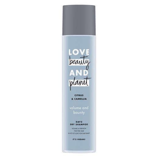 Volume & Bounty Dry Shampoo