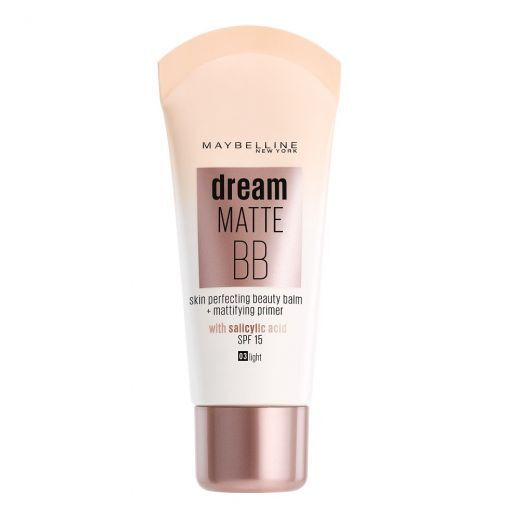 Dream Satin BB Skin Perfecting Beauty Balm + Mattifying Primer SPF 15