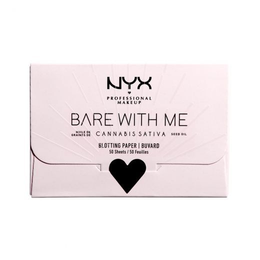Bare With Me Hemp Blotting Paper