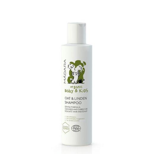 Oat & Linden Flower Shampoo
