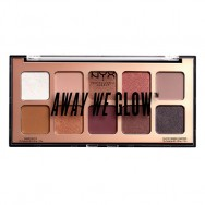 Away We Glow Eye Shadow Palette