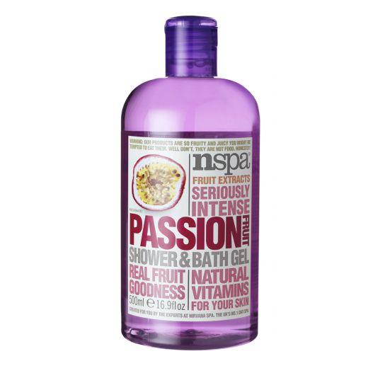 Passion Fruit Shower Bath