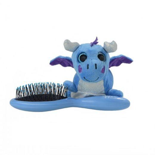 Pluch Brush Dragon