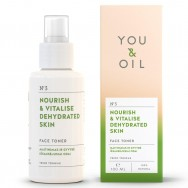 Nourish & Vitalise Dehydrated Skin Toner