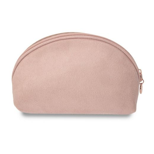 Rounded Make-Up Bag