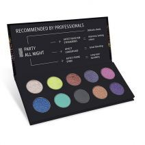 Party All Night Pressed Eyeshadows Palette