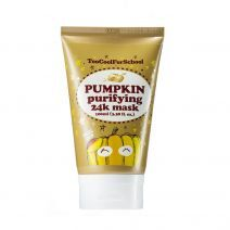 Pumpkin 24K Purifying Mask