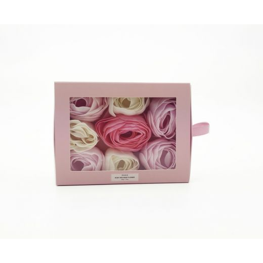 Rosy SPA-Soap Flowers