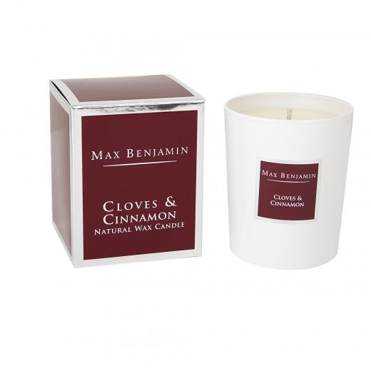 Cloves & Cinnamon Natural Wax Candle