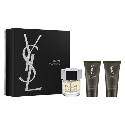L'Homme EDT 60ml Set