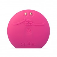 LUNA fofo Facial Cleansing Brush Fuchsia