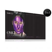 Platinum Purple Facial Mask Kit