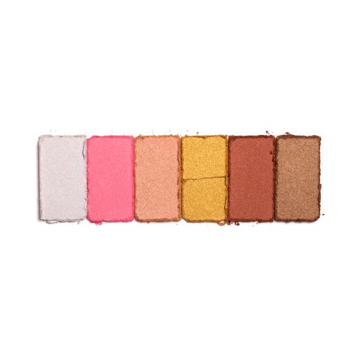Sugar Trip Squad Highlighter Palette  Paletė