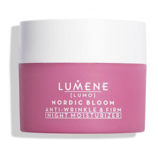 Nordic Bloom Lumo Anti-Wrinkle&Firm Night Moisturizer