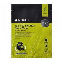 Tea Tree Solution Black Mask