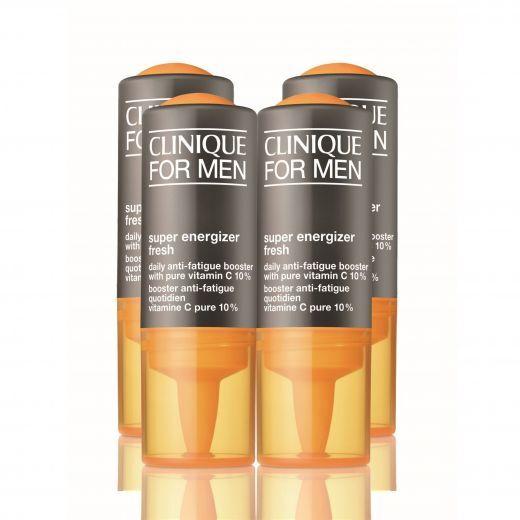 Men Super Energizer Fresh with Pure Vitamin C 10%