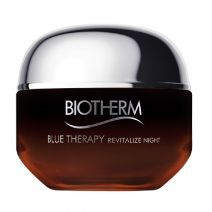 Blue Therapy Amber Algae Night Cream